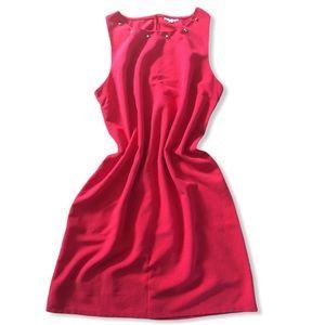 Reitmans red dress EUC